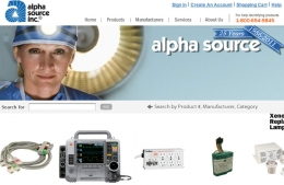 Alpha Source Inc- A global source for technical products in the healthcare space